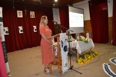 Zamjenica predsjednika Općine Bač, Marina Balaban