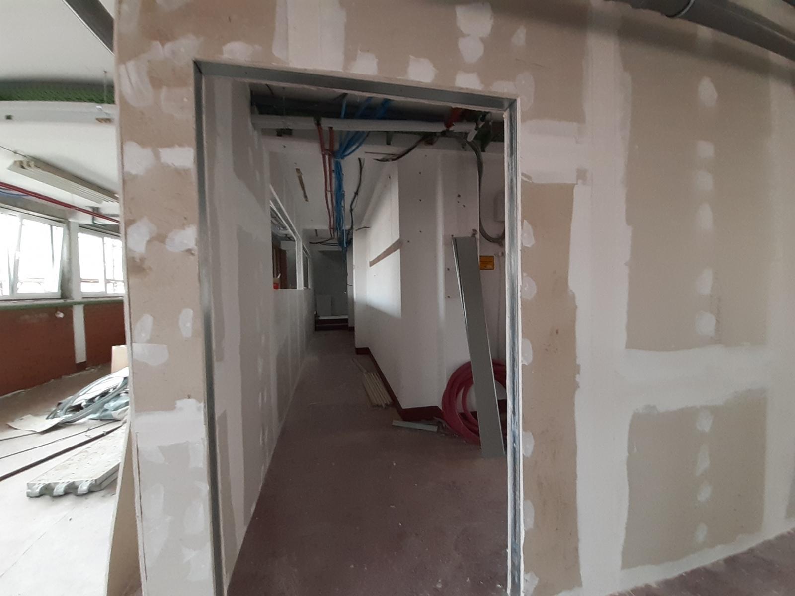 Prizemlje hodnik