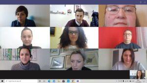 Sastanak projektnih partnera, UPRAVLJAČKOG TIJELA I ZAJEDNIČKOG TAJNIŠTVA PROJEKTA FED CCNET