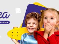 """Projekt e-Dječja kartica - """"Mudrica"""""""